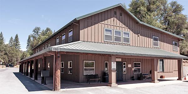 TEDA, Inc Building